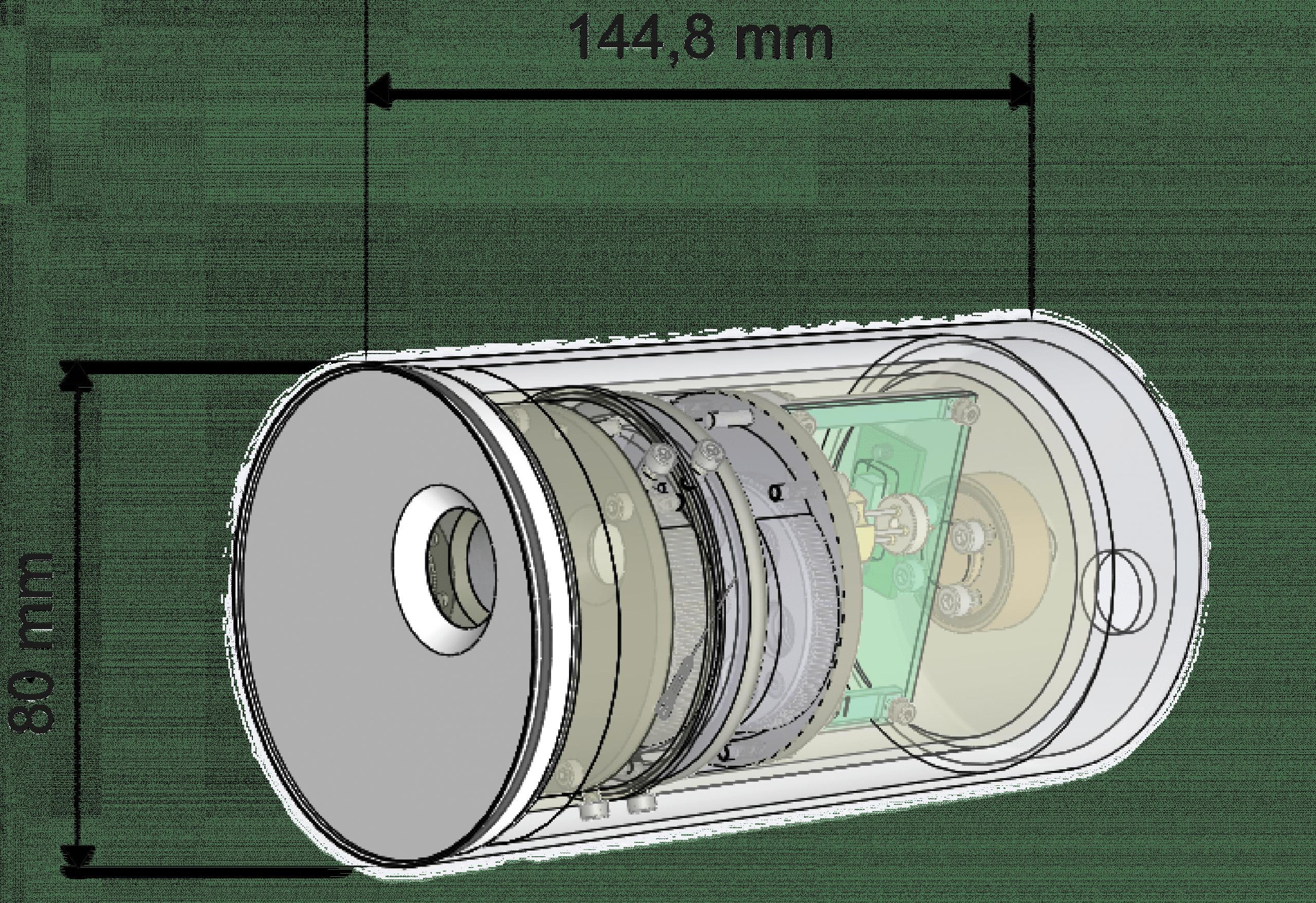 CIMEL CE312 RADIOMETER